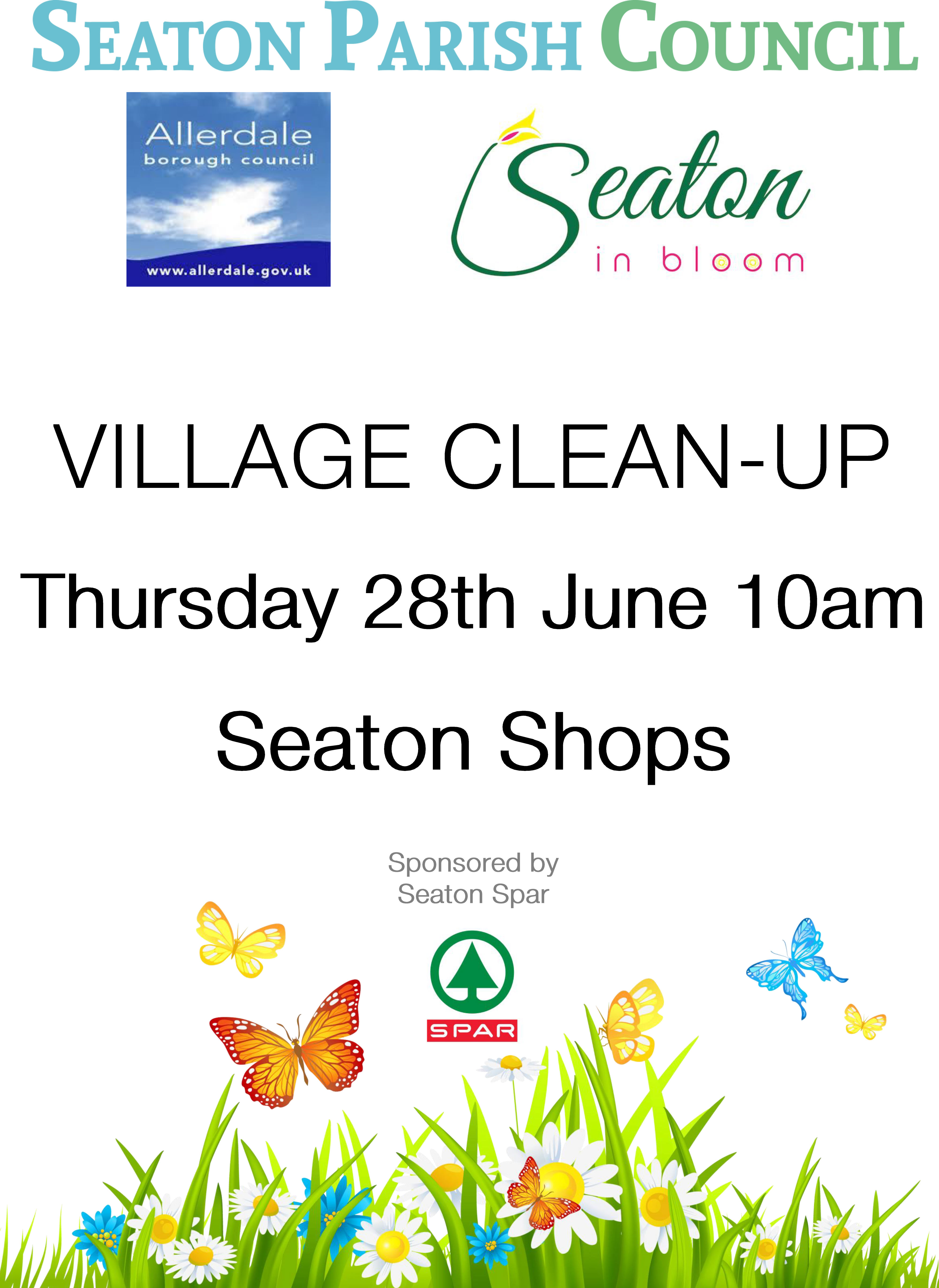 28th-June-Clean-Up-Poster